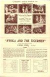 Cover For Nyoka and the Tigermen (The Perils of Nyoka) Pressbook