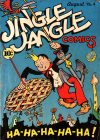 Cover For Jingle Jangle Comics 4