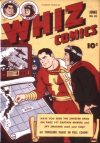 Cover For Whiz Comics 43 (fiche)
