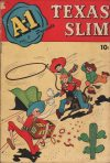 Cover For A 1 Comics 9 Texas Slim