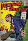Cover For Forbidden Worlds 80