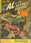 Cover For Little Al of the Secret Service 3