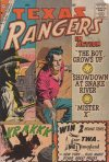 Cover For Texas Rangers in Action 21