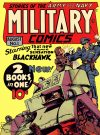 Cover For Military Comics 1
