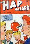 Cover For Hap Hazard Comics 24