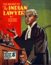 Cover For Sexton Blake Library S3 290 The Secret of the Indian Lawyer