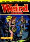 Cover For Weird Horrors 8