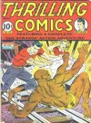 Cover For Thrilling Comics 32