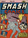 Cover For Smash Comics 12