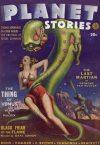 Cover For Planet Stories v1 10 The Last Martian Raymond Van Houten