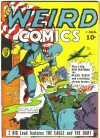 Cover For Weird Comics 17
