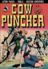 Cover For Cow Puncher Comics 3