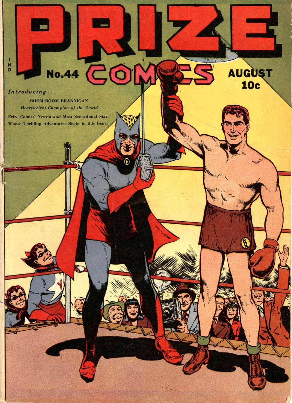 Comic Book Cover For Prize Comics v4 8 (44)