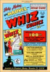 Cover For Whiz Comics 100