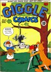 Cover For Giggle Comics 70