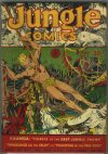 Cover For Jungle Comics 6 (paper/2fiche)
