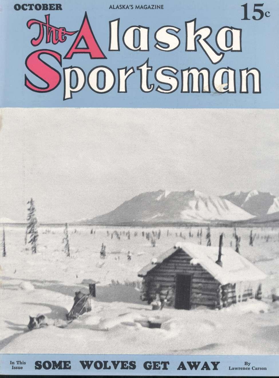 Comic Book Cover For Alaska Sportsman v05 10