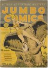 Cover For Jumbo Comics 33