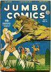 Cover For Jumbo Comics 15