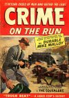 Cover For Approved Comics 8 Crime on the Run