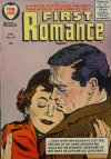 Cover For First Romance Magazine 44