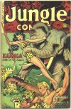 Cover For Jungle Comics 151