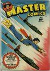Cover For Master Comics 105 (paper/17fiche)