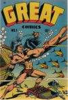 Cover For Great Comics 1