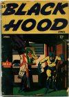 Cover For Black Hood Comics 14