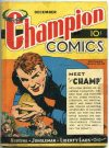 Cover For Champion Comics 2