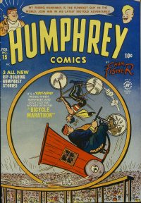 Large Thumbnail For Humphrey Comics #15