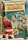 Cover For Woolworth's Christmas Story Book (1953)