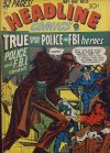 Cover For Headline Comics 35