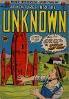 Cover For Adventures into the Unknown 61