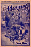 Cover For The Magnet 1618 Sexton Blake Minor!
