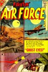Cover For Fightin' Air Force 34