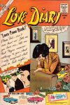 Cover For Love Diary 12