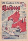 Cover For The Champion 1718