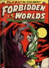 Cover For Forbidden Worlds 7
