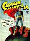 Cover For Captain Marvel Jr. 26