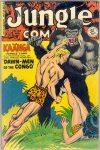 Cover For Jungle Comics 128