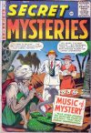 Cover For Secret Mysteries 19