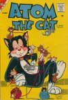 Cover For Atom the Cat 13