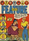 Cover For Feature Comics 55