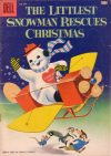 Cover For 0864 The Littlest Snowman Rescues Christmas