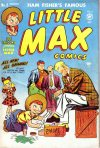 Cover For Little Max Comics 2