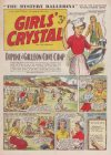 Cover For Girls' Crystal 966