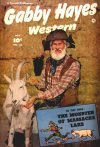 Cover For Gabby Hayes Western 42
