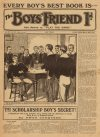 Cover For The Boys' Friend 771 - The Scholarship Boy's Secret!