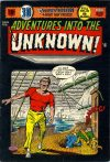 Cover For Adventures into the Unknown 52